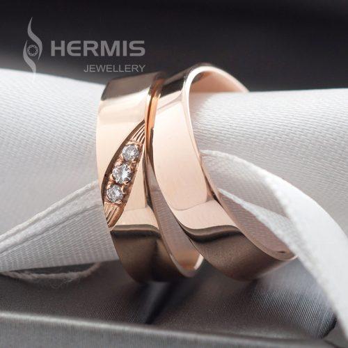 [:lt][:lt]Plokšti vestuviniai žiedai su graviūra ir briliantais[:en]Flat engraved wedding rings with diamonds[:][:en]Flat engraved wedding rings with diamonds[:]